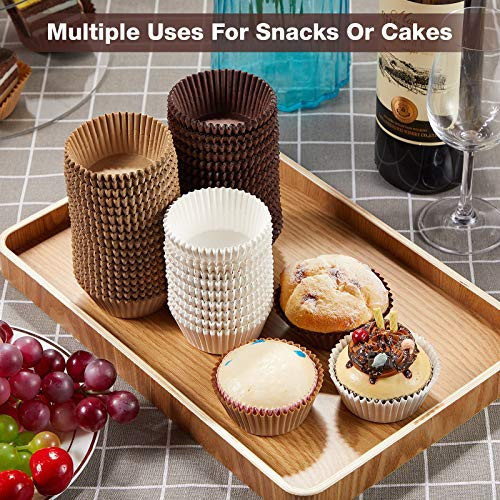 1000 Pieces Baking Cups Liners Paper Cake Cases Muffin