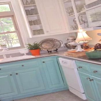 48+ Ideas Painting Kitchen Cabinets Colors Cupboards#cabinets