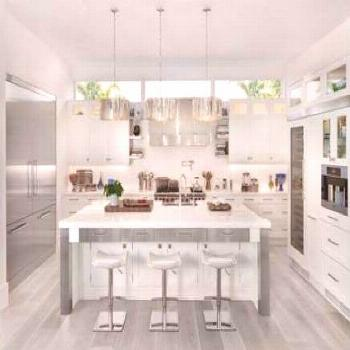 61 Ideas For Kitchen Colors Schemes Grey Cupboards#colors
