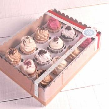 Box for 12 cupcakes