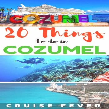 Cozumel tips for your cruise or visit to this beautiful island off the coast of Mexico. Find 20 bes
