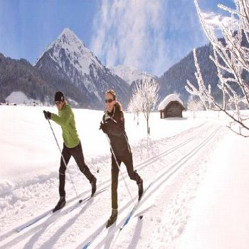 Cross country skiing workout ,  langlauftraining ,  entraînement de ski de fond ,  entrenamiento d