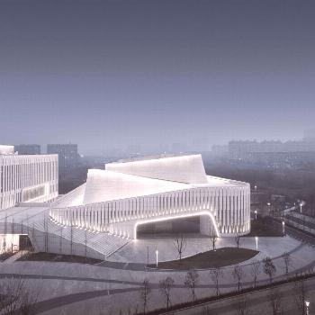 Gallery of Rudong Culture Center / TJAD - 9