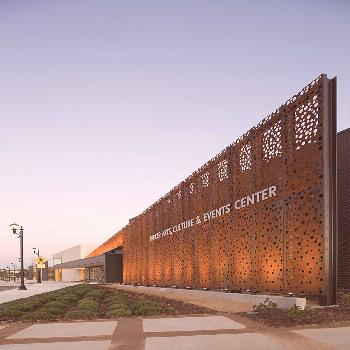 Parker Arts, Culture & Events Center [PACE] | Semple Brown | Architects & Designers | Archinect
