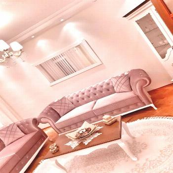 Warm colors, elegant style .. Sena lady's country-inspired house ..   House Trip   - Paturi