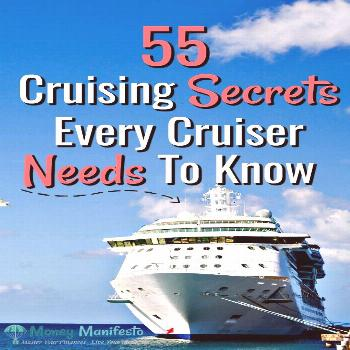 Whether you're a first time cruiser or a veteran cruiser, you need to check out this list of 55 cru